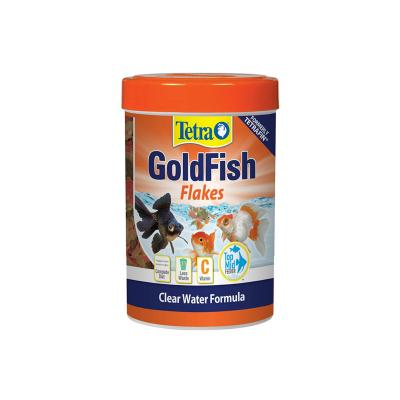 TetraFin Goldfish Flakes Food For Fish 200g