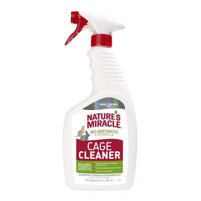 Natures Miracle Cage Cleaner Spray For Small Animals 709ml