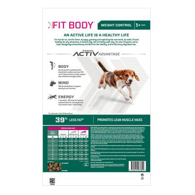 Eukanuba Fit Body Weight Control Medium Breed Adult Dry Dog Food 30kg