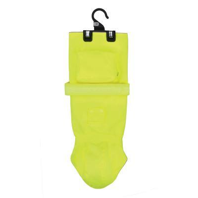 Kazoo Rainy Days Waterproof Dog Raincoat Yellow XXLarge 72.5cm
