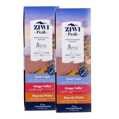 Ziwi Peak Provenance Multi Pack Grain Free Canned Wet Meat All Life Stages Cat Food 85gm x 12