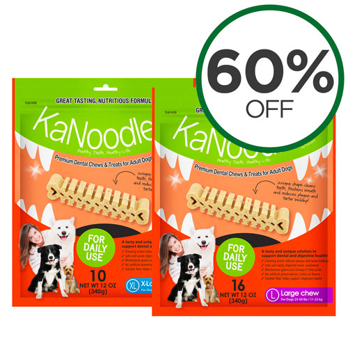 Kanoodles XL Dental Treat