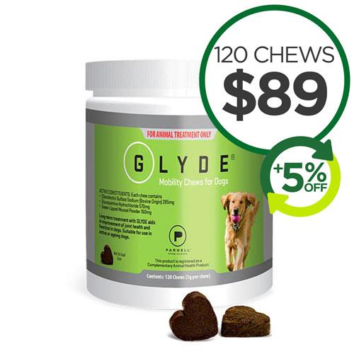 Glyde Chews & Powder