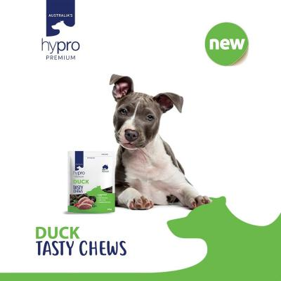 Hypro Premium Tasty Duck Chew Treats For Dogs 400g