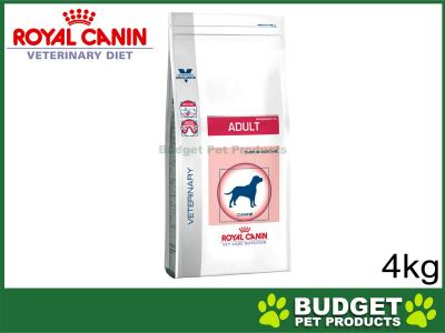 Royal Canin Vet Care Canine Adult Medium Dog 4kg Dry (14393)