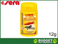 Sera FD Tubifex Powerful Tidbit Food For Ornamental Fish 12gm