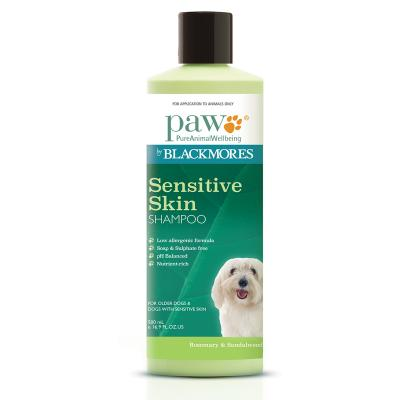 Paw By Blackmores Shampoo For Sensitive Skin Dogs 500ml
