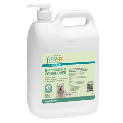 Paw Conditioner For Sensitive Skin Dogs 5 Litre