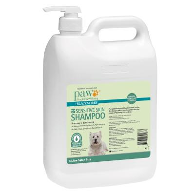 Paw Shampoo For Sensitive Skin Dogs 5 Litre