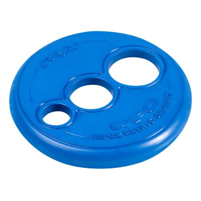 Rogz RFO Flying Frisbee Disc Fetch Toy Blue Small For Dogs