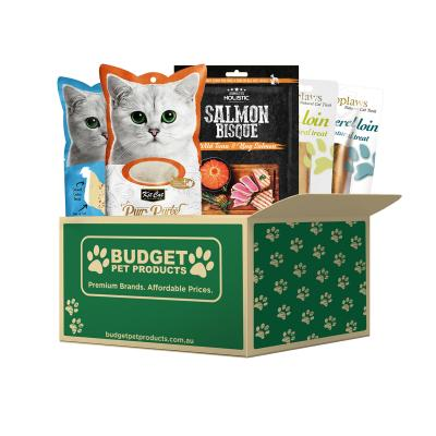 Easter Treatster Gourmet Treat Box For Cats