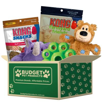 KONG Toys & Treats For Small Dogs