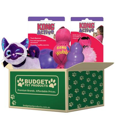 Easter Treatster KONG Toys For Cats