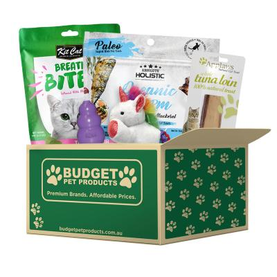 Easter Treatster Unicorn Surprise Toys & Treats Box For Cats