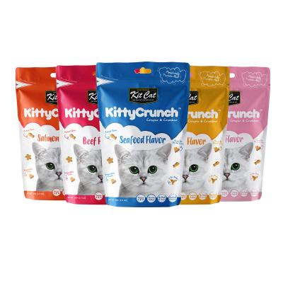 Easter Treatster Kit Cat Kitty Crunch Five Flavour Treats Pack For Cats 300gm