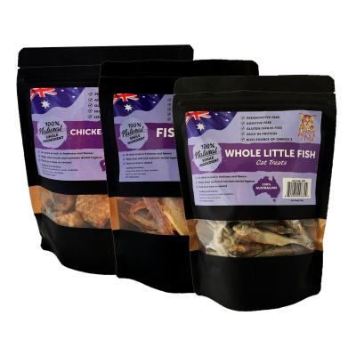 Easter Treatster Loving Pets Chicken And Fish Natural Treats Multipack For Cats 240gm