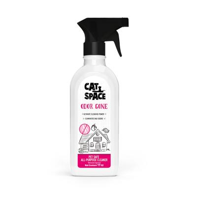 Cat Space Odour Gone All Purpose Cleaner Spray 500ml