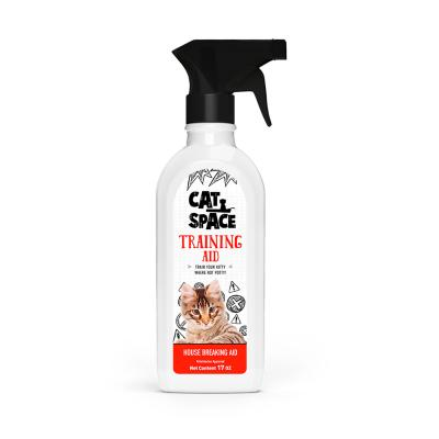 Cat Space Training Aid House Breaking Spray For Cats 500ml