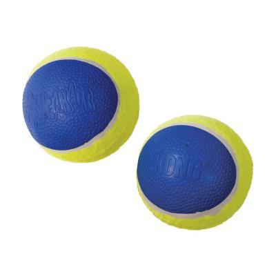 KONG SqueakAir Ultra Balls Medium Toy For Dogs 3 Pack