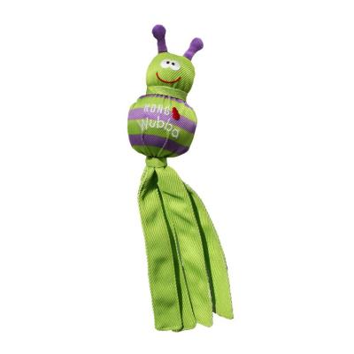 KONG Wubba Bug Assorted Character Small Squeak Tug Toy For Dogs