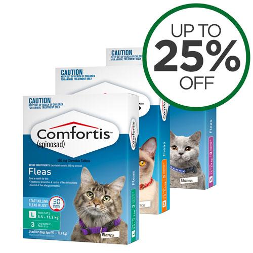 Comfortis Cat