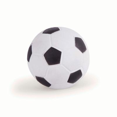 Kazoo Sports Ball Assorted Natural Rubber Chase Toy Medium For Dogs