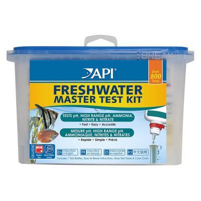 API Freshwater Master Test Kit For Fish Aquarium