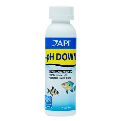 API PH Down For Freshwater Fish Aquarium 118ml