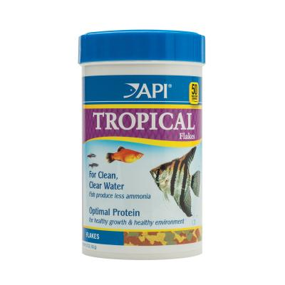 API Tropical Flake Food For Fish 162gm