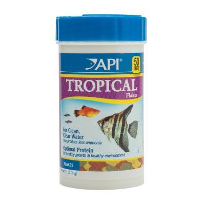 API Tropical Flake Food For Fish 31gm