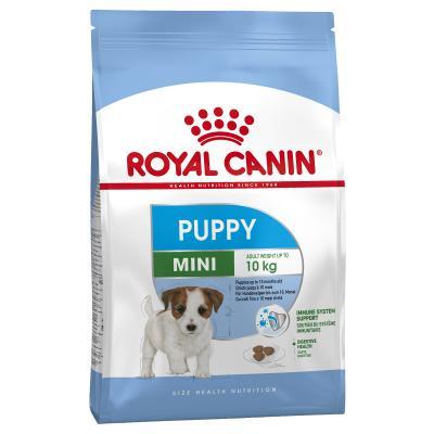 Royal Canin Mini Puppy/Junior Dry Dog Food 4kg