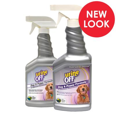 Urine Off Odour And Stain Remover For Dogs And Puppies 500ml