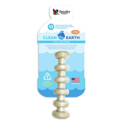 Spunky Pup Clean Earth Recyclable Stick Toy For Dogs