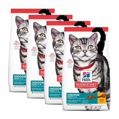 Hills Science Diet Indoor Chicken Recipe Adult Dry Cat Food 16kg