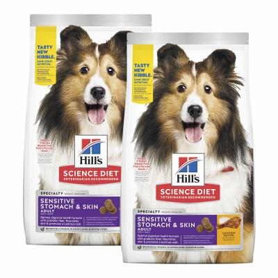Hills Science Diet Sensitive Stomach And Skin Chicken Recipe Adult Dry Dog Food 24kg
