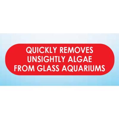 API Hand Held Algae Cleaner Pad For Glass Fish Aquarium