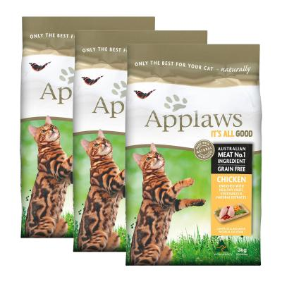 Applaws Chicken Grain Free Natural Adult Dry Cat Food 9kg