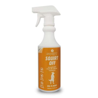 Squirt Off Enzymatic Stain And Odour Remover For Dogs 500ml
