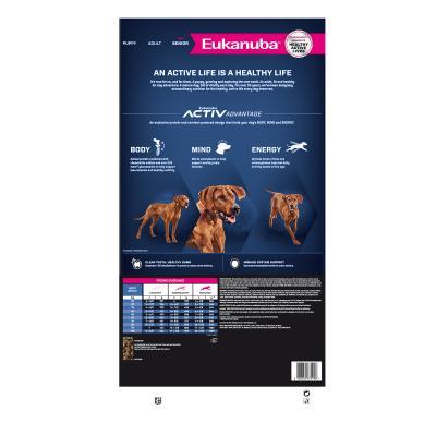 Eukanuba Large Breed Senior 7+ Years Dry Dog Food 28kg