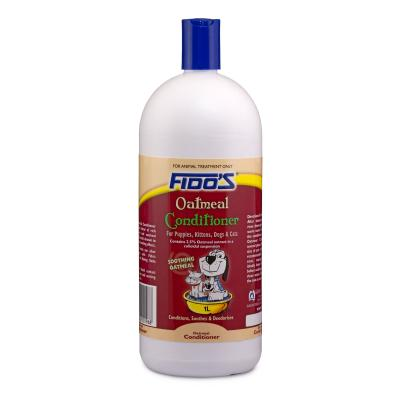 Fidos Conditioner Oatmeal For Dogs And Cats 1L