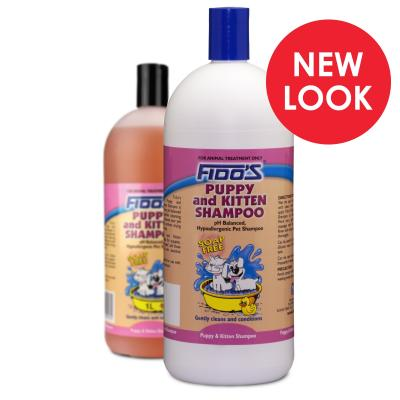 Fidos Shampoo For Puppy And Kitten 1L